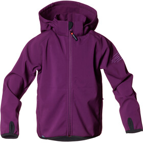 Isbjörn Wind & Rain Block Jacket Kids Plum
